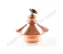 Copper Alcohol Lamp Nº 2