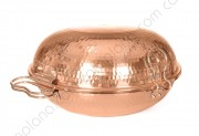 "Copper Hammered Cataplana ""Gourmet"""